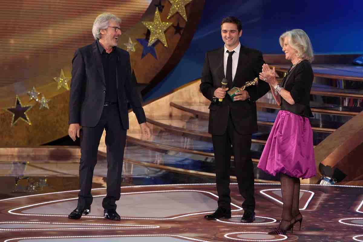 'Vieni da me', l'ospite di Caterina Balivo è Tullio Solenghi