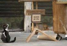 Venezia, Banksy espone le opere in piazza San Marco: cacciato dai vigili