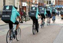 deliveroo amazon