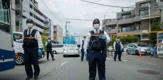giappone tokyo morti feriti