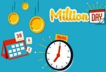 Million day, la diretta dell'estrazione di sabato 24 agosto