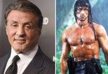 sylvester stallone rambo cannes