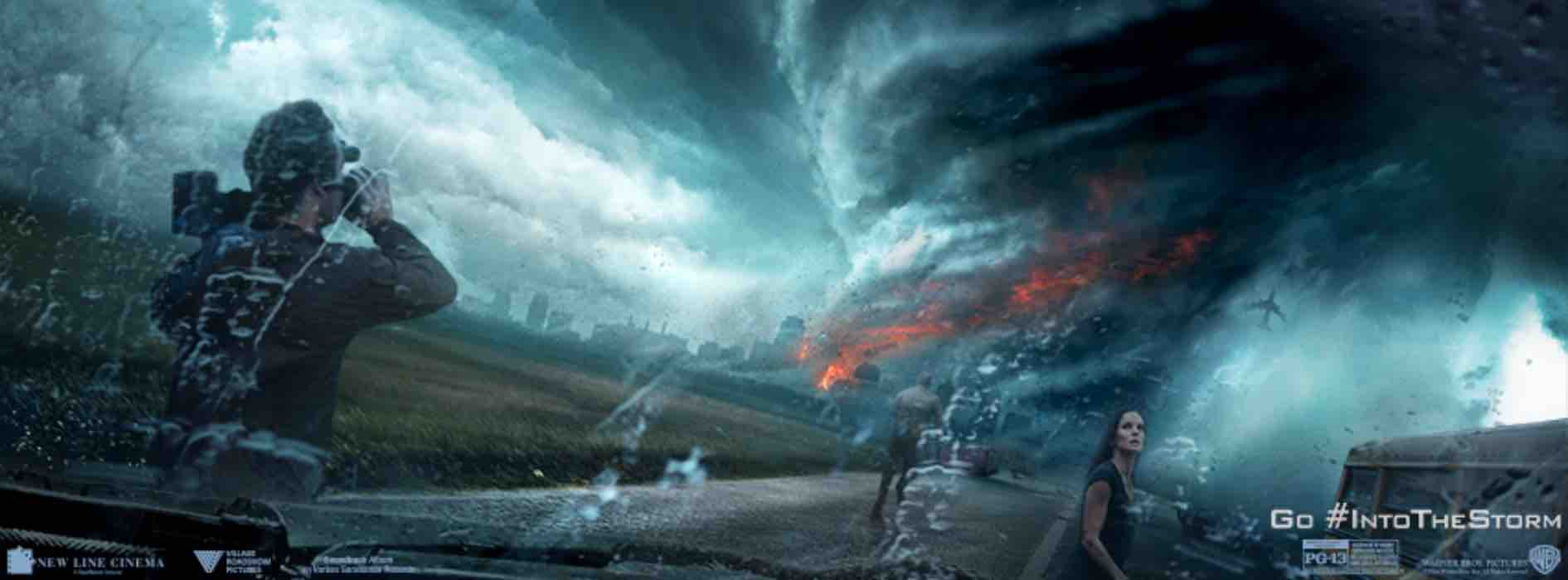 Italia 1 | Into the storm | info, trama, cast, trailer e curiosità sul film
