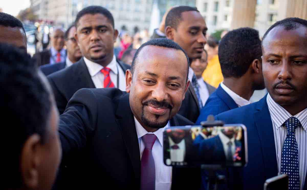 Etiopia il premier ha spiegato di un tentativo di colpo for Alto pericolo il tuo account e stato attaccato