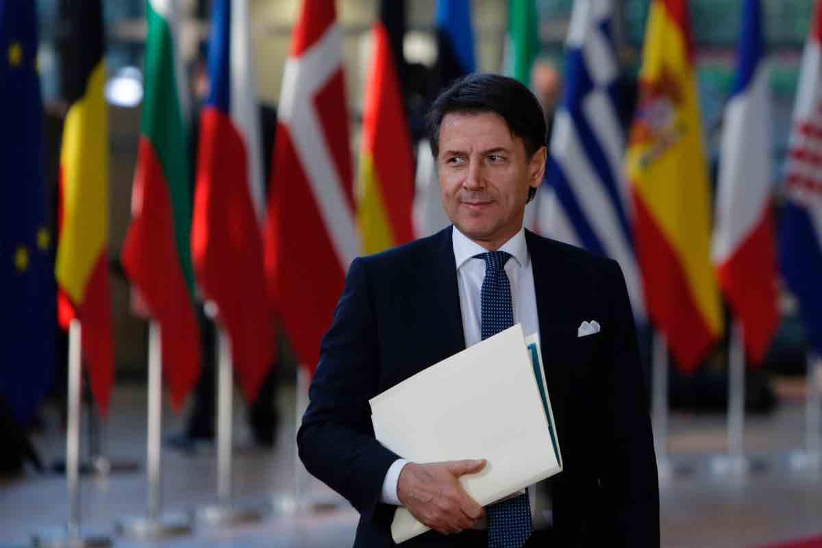 Giochi Olimpici Invernali 2026 a Milano: la gioia di Conte, Di Maio e Sala