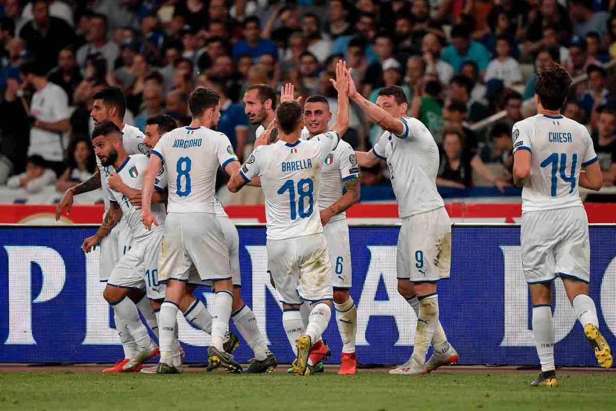Italia - Bosnia | Qualificazioni Euro 2020 | Diretta streaming | Partita Live