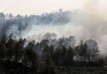 Incendio Ucraina