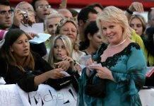 Disco d'Oro alla grandissima cantante lirica Katia Ricciarelli