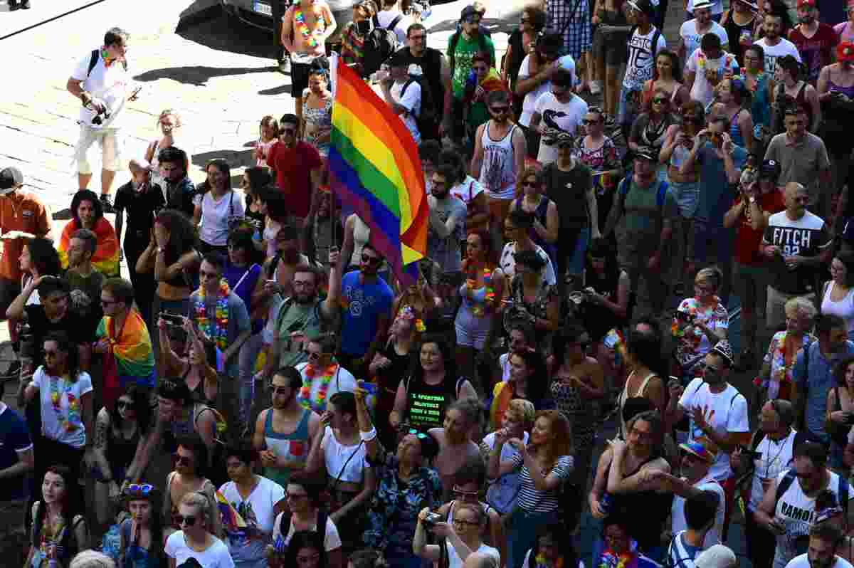Gay Pride a Modena: diecimila persone sfileranno a difesa dei diritti