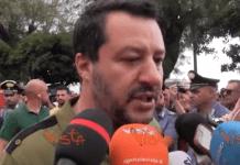 Salvini lite con giornalista Tg24
