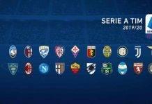 Calendario Serie A stagione 2019/2020: tutte le giornate