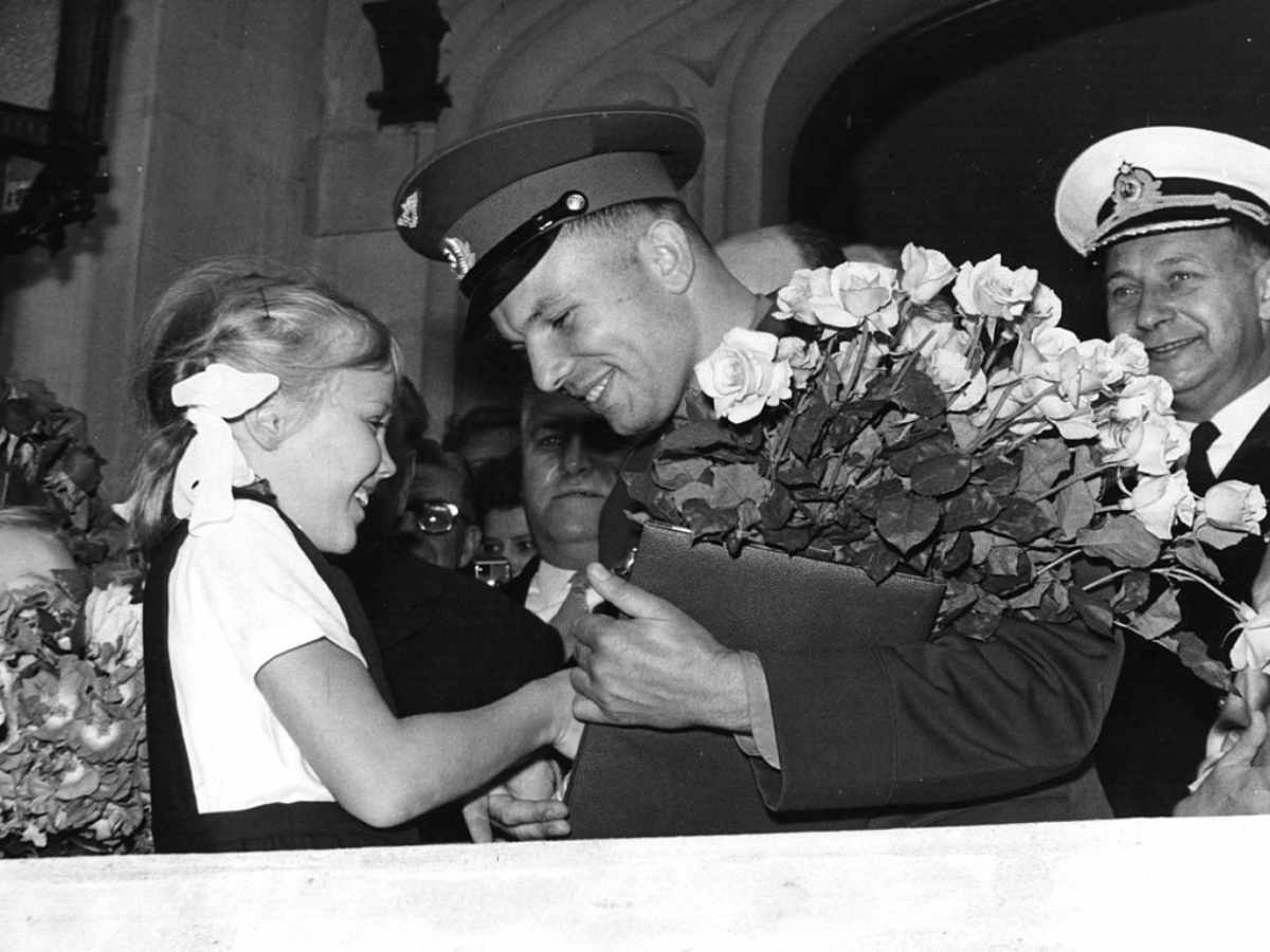 Gagarin, chi è: la storia del primo uomo nello spazio