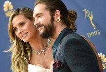 Heidi Klum e Tom Kaulitz in luna di miele a Capri: polemiche sul web