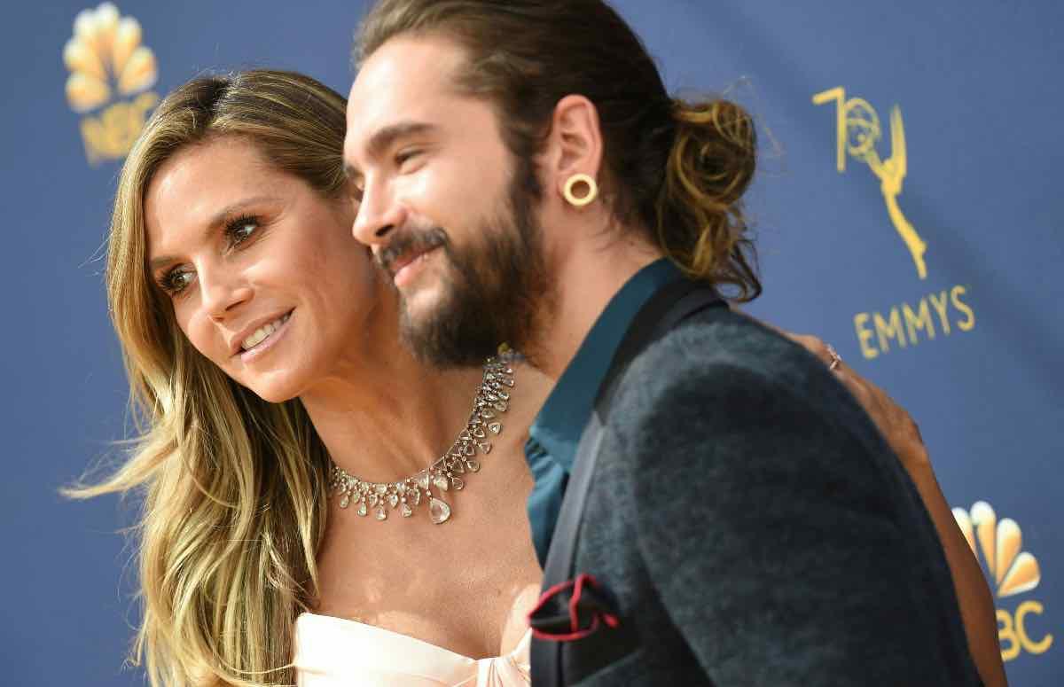 Heidi Klum e Kaulitz si sono sposati: la cerimonia è avvenuta in segreto