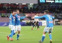 Napoli, condizioni spogliatoi stadio San Paolo