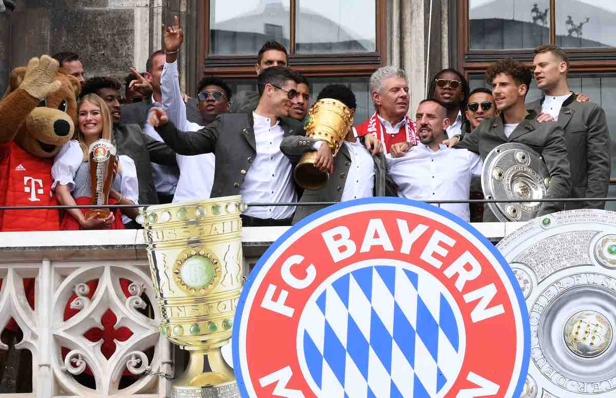 Bayern Monaco: la collaborazione con Konami per eFootball PES 2020