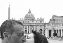 Amadeus e Giovanna Civitillo si sono sposati: tutti i dettagli della cerimonia