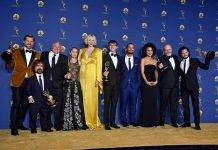 Trono di Spade nomination Emmy Awards