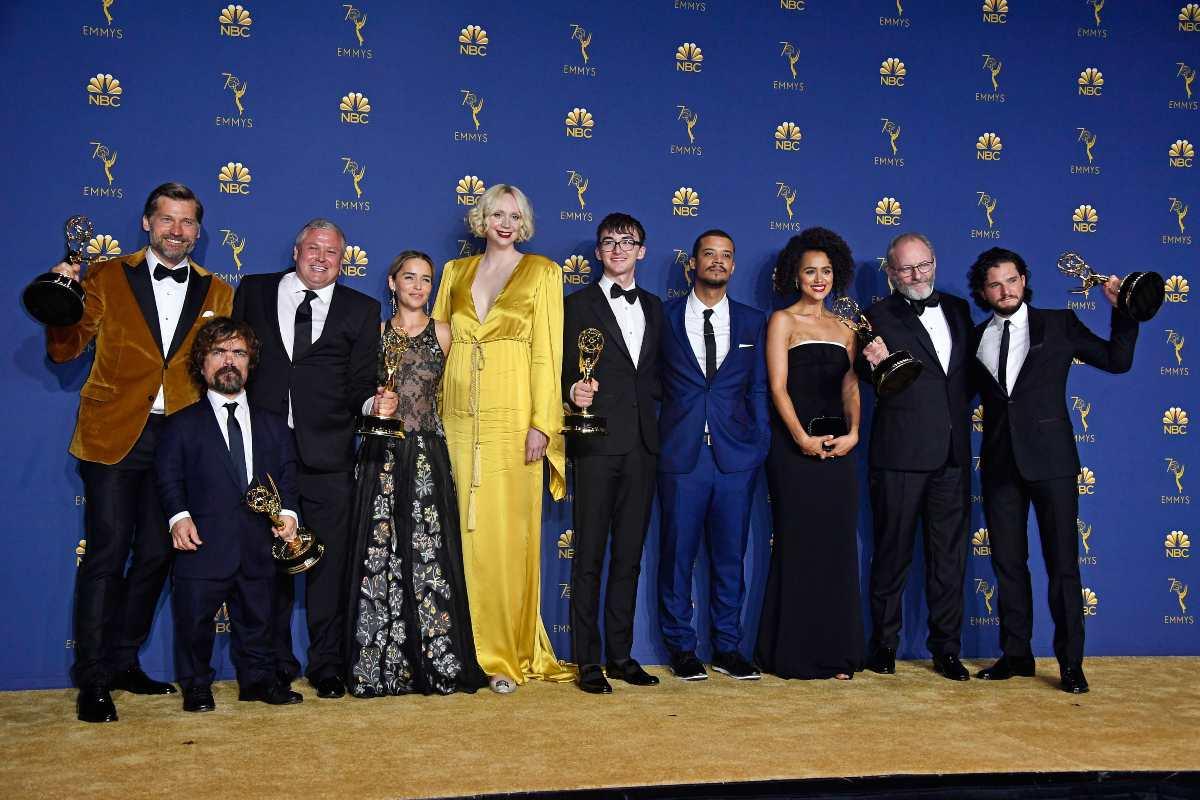Trono di Spade nomination Emmy Awards