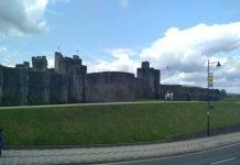 Castello di Caerphilly