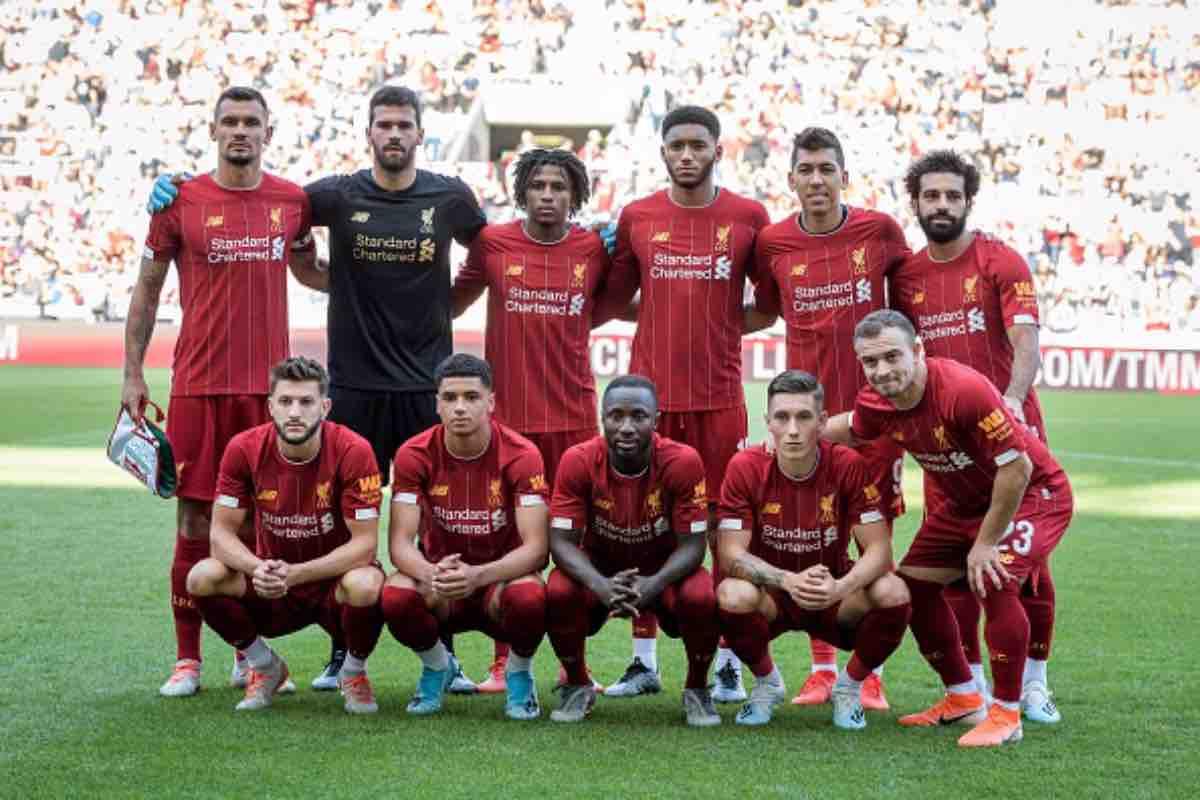 Liverpool-Genk dove vederla