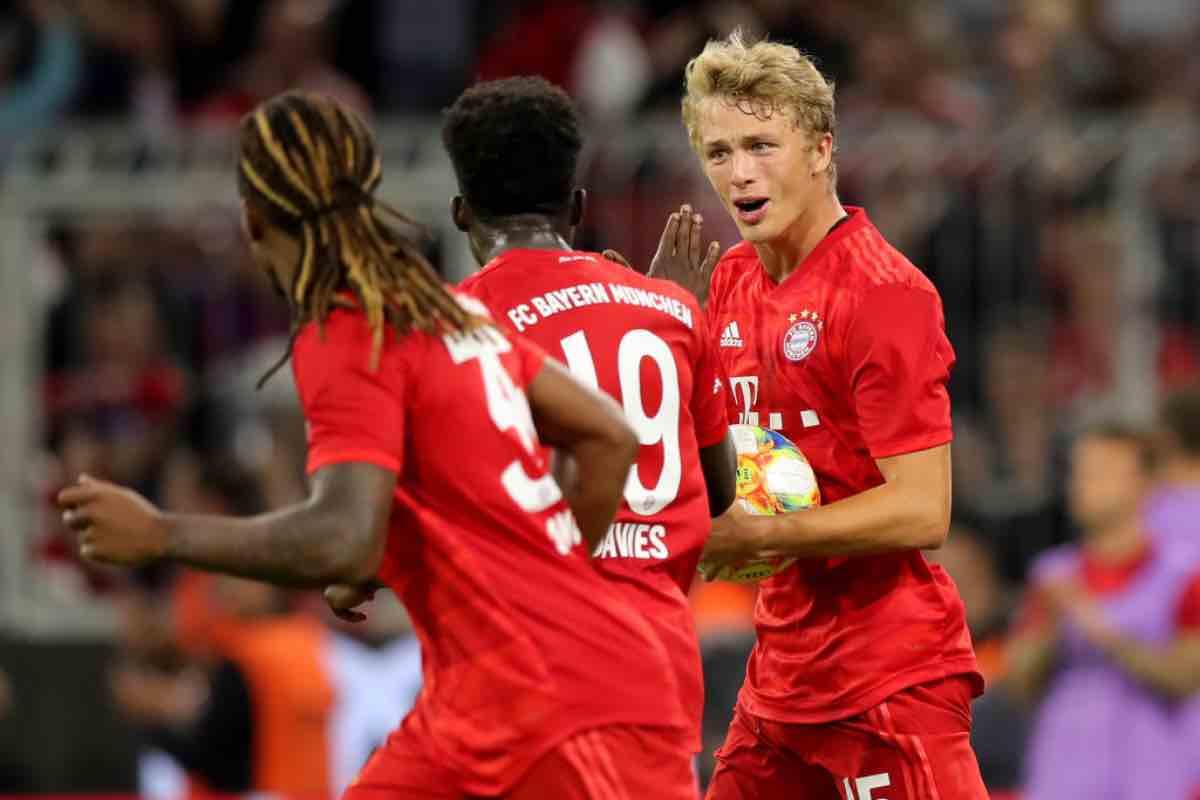 Bayern Monaco - Hertha Berlino   Info, dove vederla e probabili formazioni