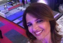 Chi è Tosca D'Aquino: carriera e vita privata dell'attrice e conduttrice