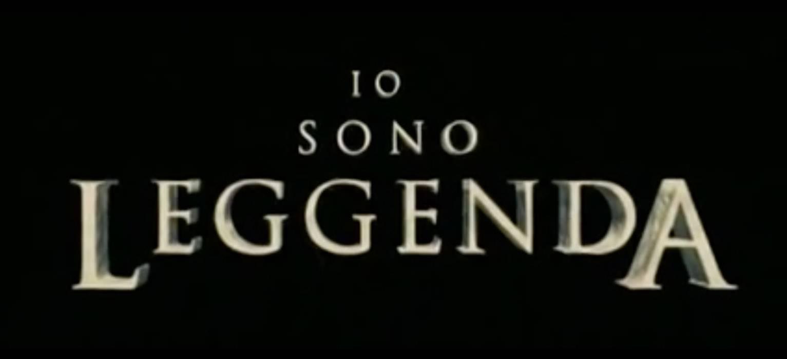 Italia 1, 'Io sono leggenda': info, trama, cast sul film con Will Smith