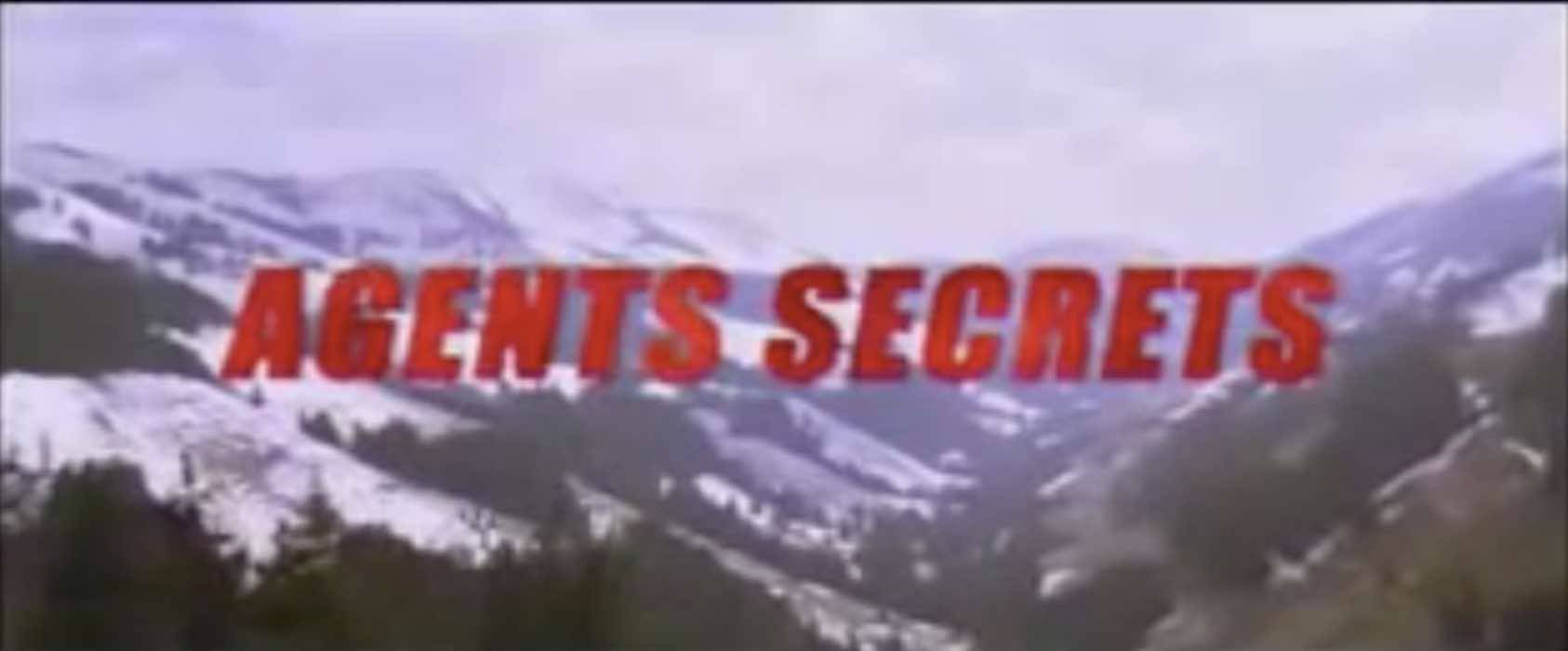 Agents secrets: trama, info e curiosità del film con Monica Bellucci
