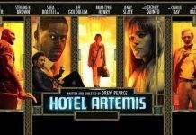 hotel artemis jodie foster