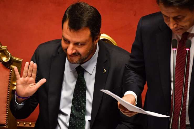 Anticipazioni   Dritto e rovescio   ospite Matteo Salvini   12settembre