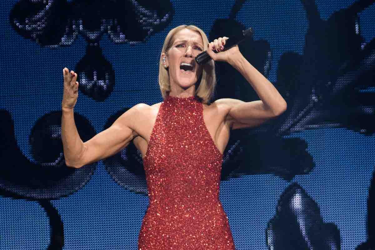 Summer Festival, Céline Dion sul palco sotto le Mura di Lucca