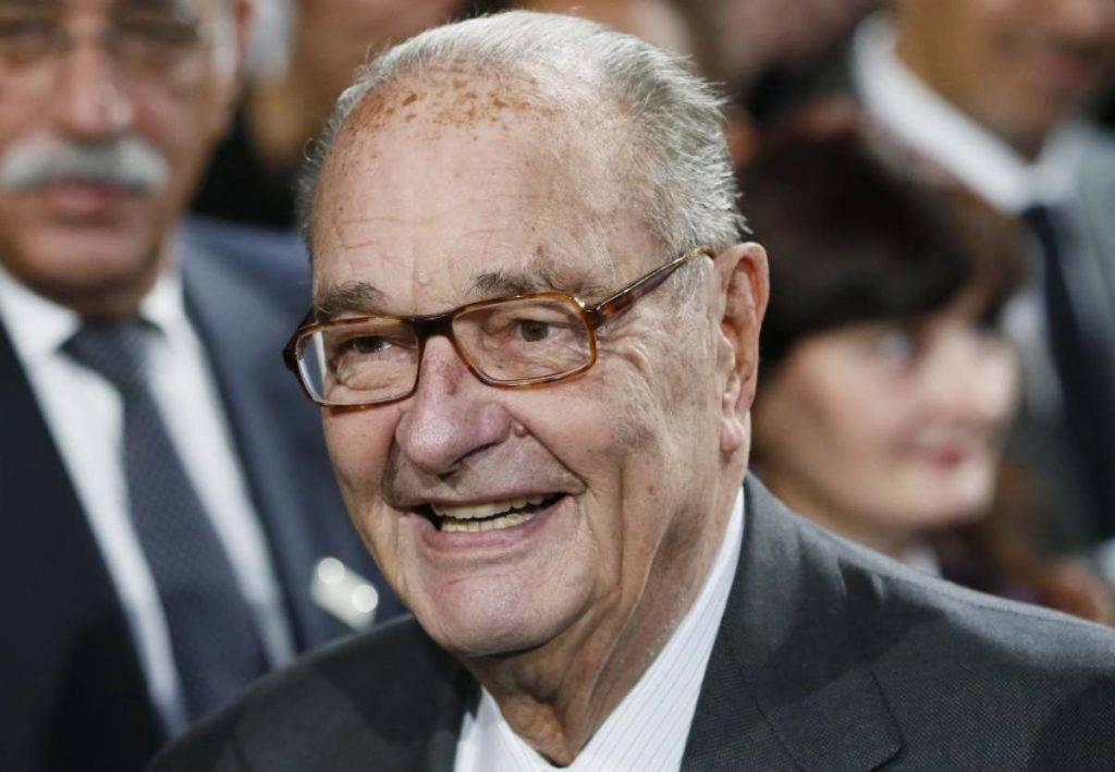 Addio a Jacques Chirac. Francia in lutto
