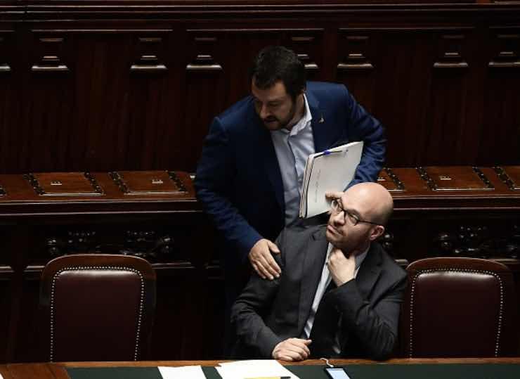 Dimartedì - esce Di Maio ed entra Salvini: la domanda di Giovanni Floris