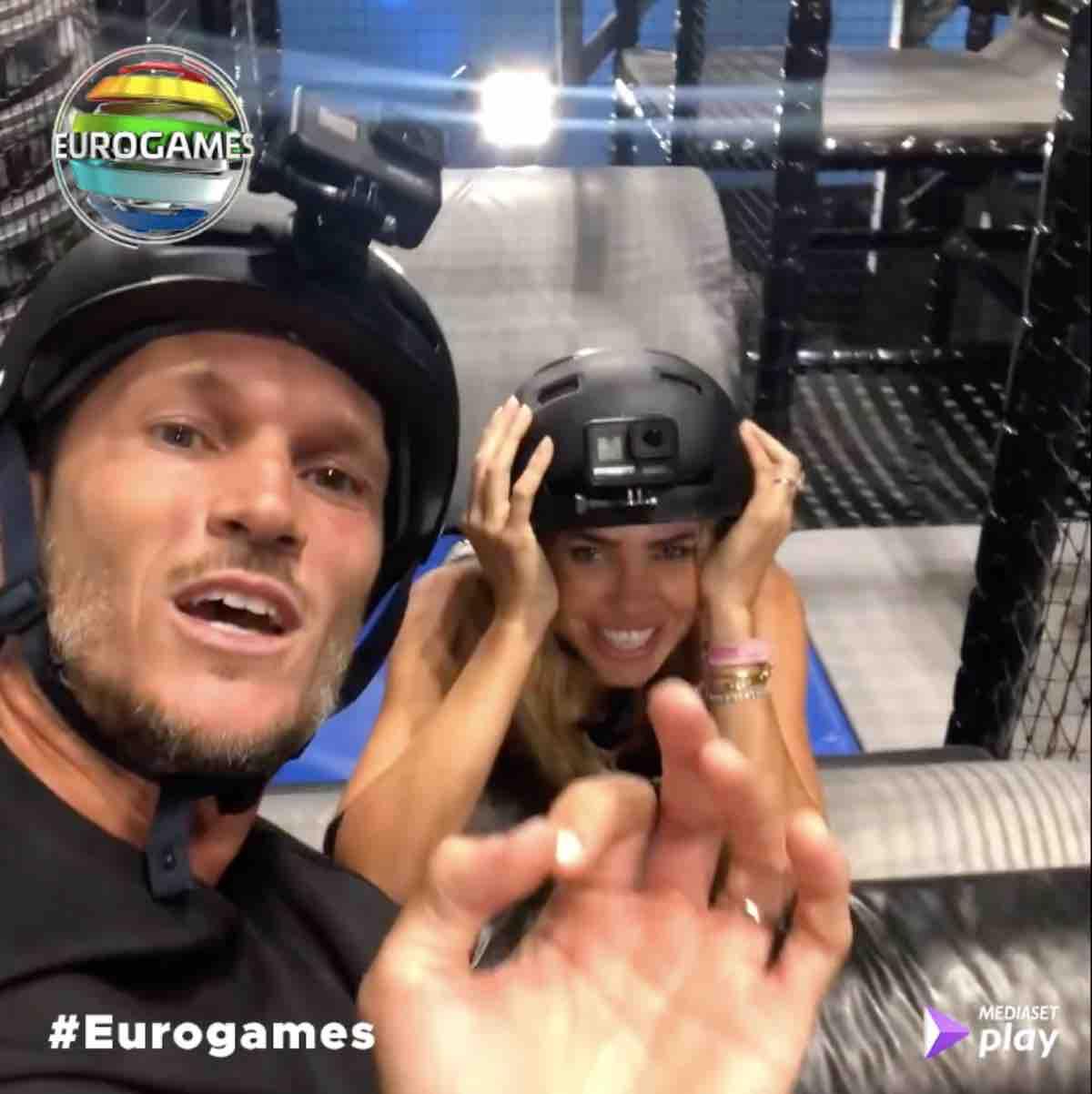 Canale 5 Eurogames: anticipazioni sulle sfide di stasera