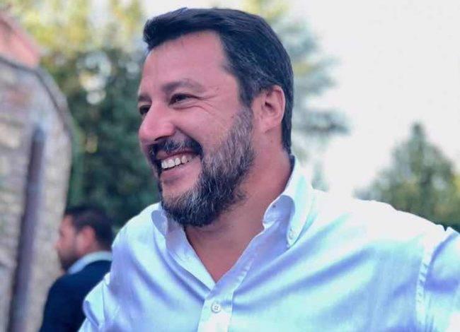 Salvini sopralluogo a Venezia