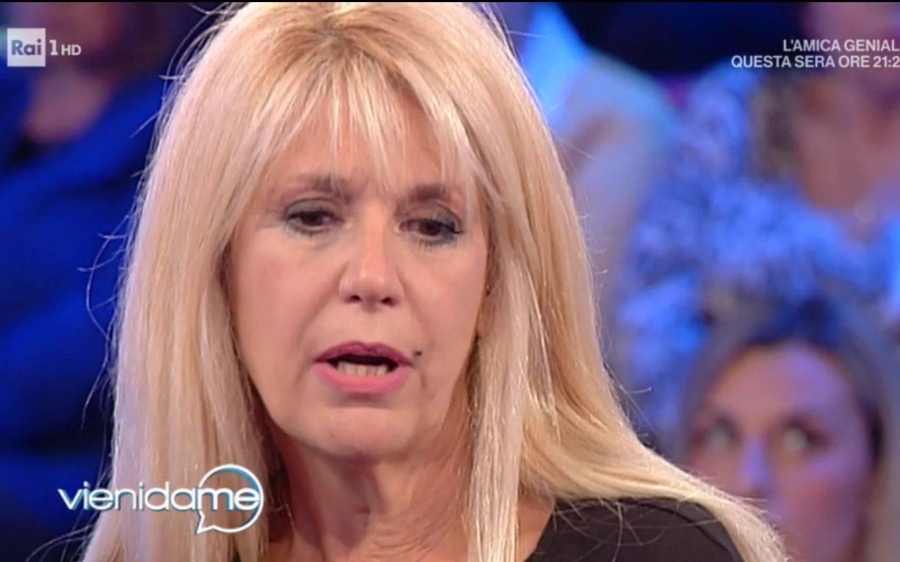 Maria Teresa Ruta condanna Erika De Nardo