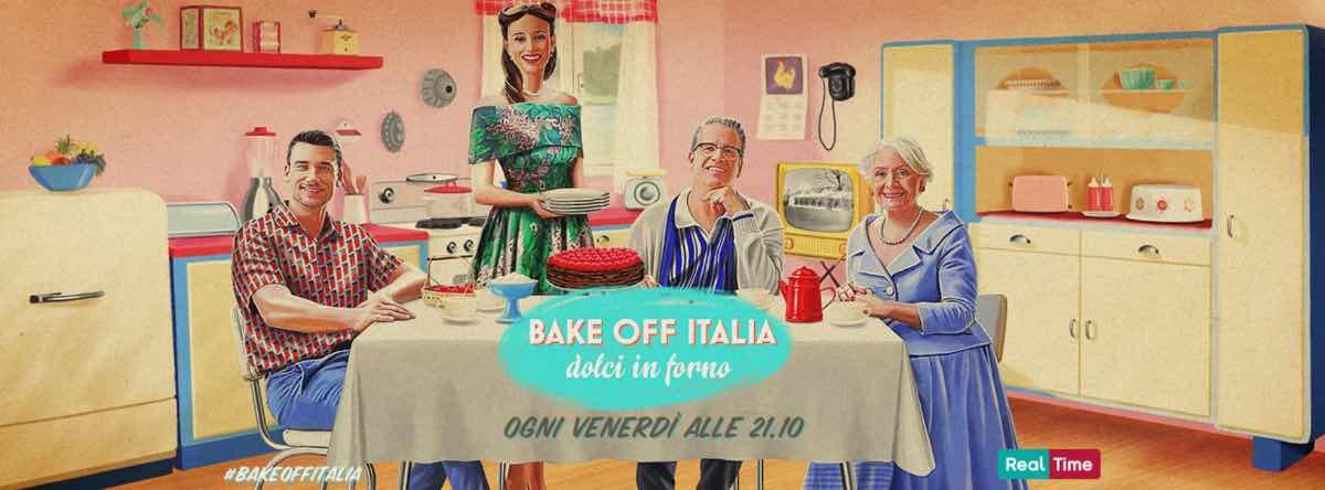 Real Time, Bake off Italia 2019: cos'è, sfide e chi sono i giudici
