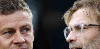 Manchester United - Liverpool: dove vederla e probabili formazioni