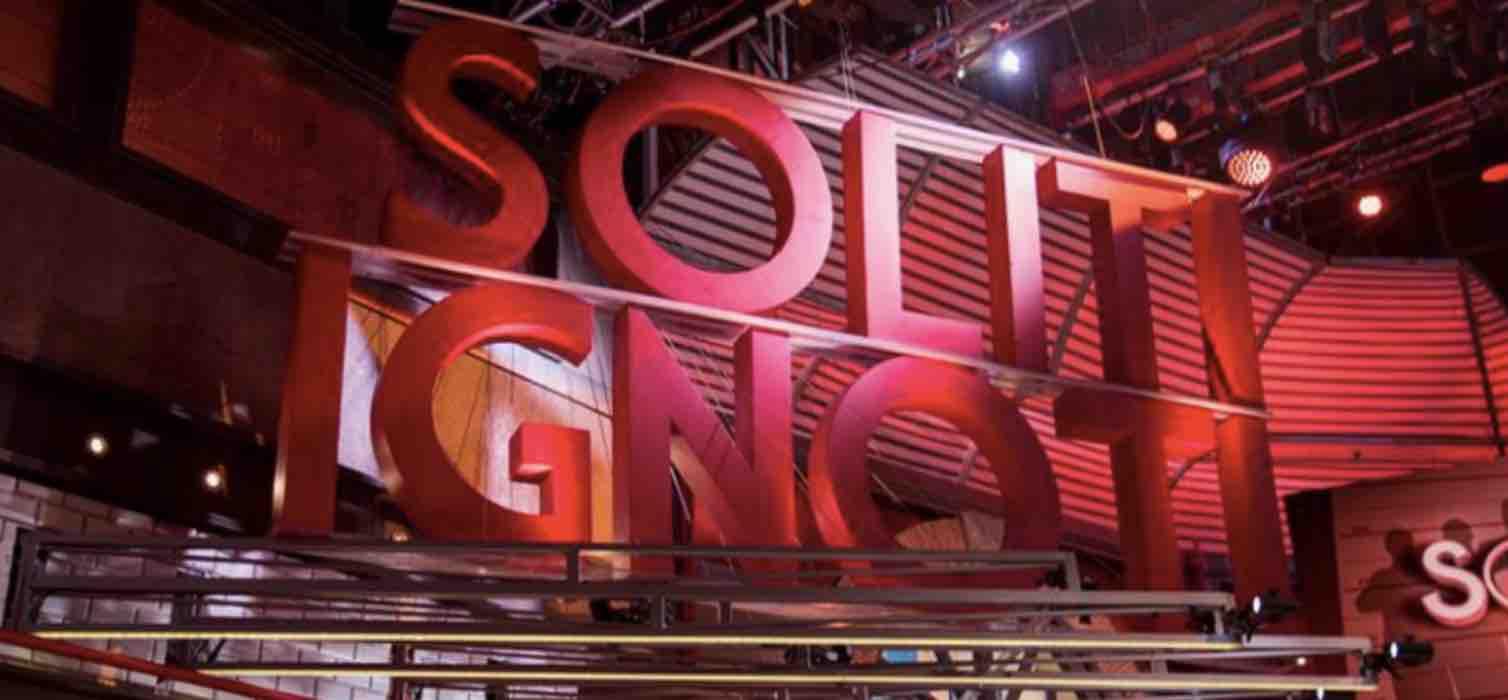 Soliti ignoti | chi è l'ospite di stasera, la giornalista Monica Setta