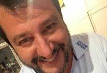 """Matteo Salvini dichiara guerra alla nutella: """"io scelgo nocciole italiane"""""""