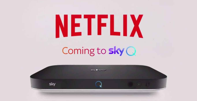 Netflix su Sky - la piattaforma arriva su Sky Q ? Ecco quando