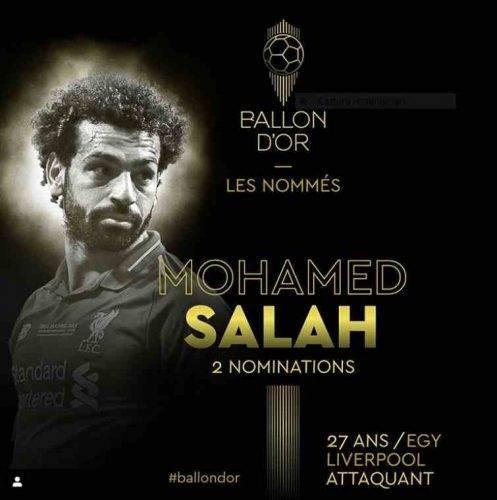Candidati Pallone d'oro: i trenta nomi rivelati da France Football