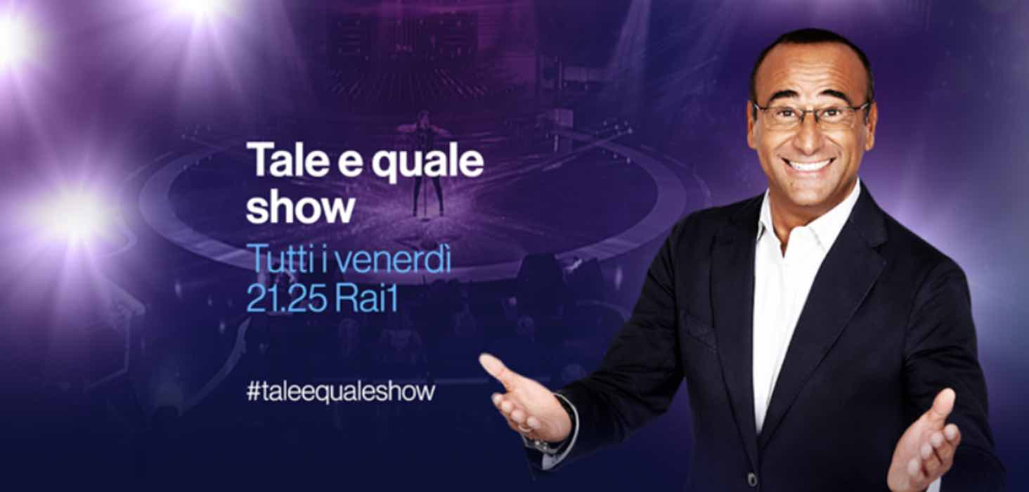 Rai1, stasera il vincitore di Tale e quale show: info e concorrenti