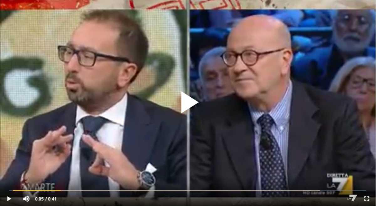 """Alfonso Bonafede: """"Sono stanco delle menzogne di Salvini"""""""