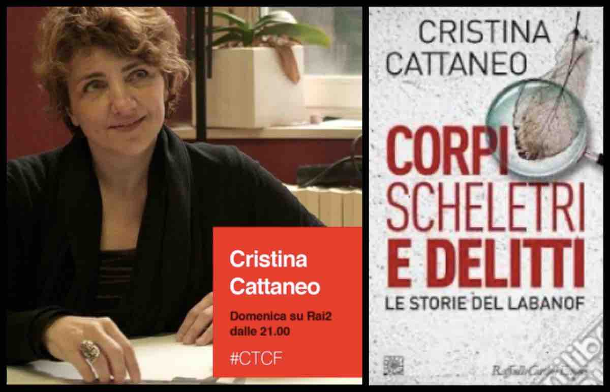 Corpi, scheletri e delitti, Le storie del Labanof - chi è Caterina Cattaneo