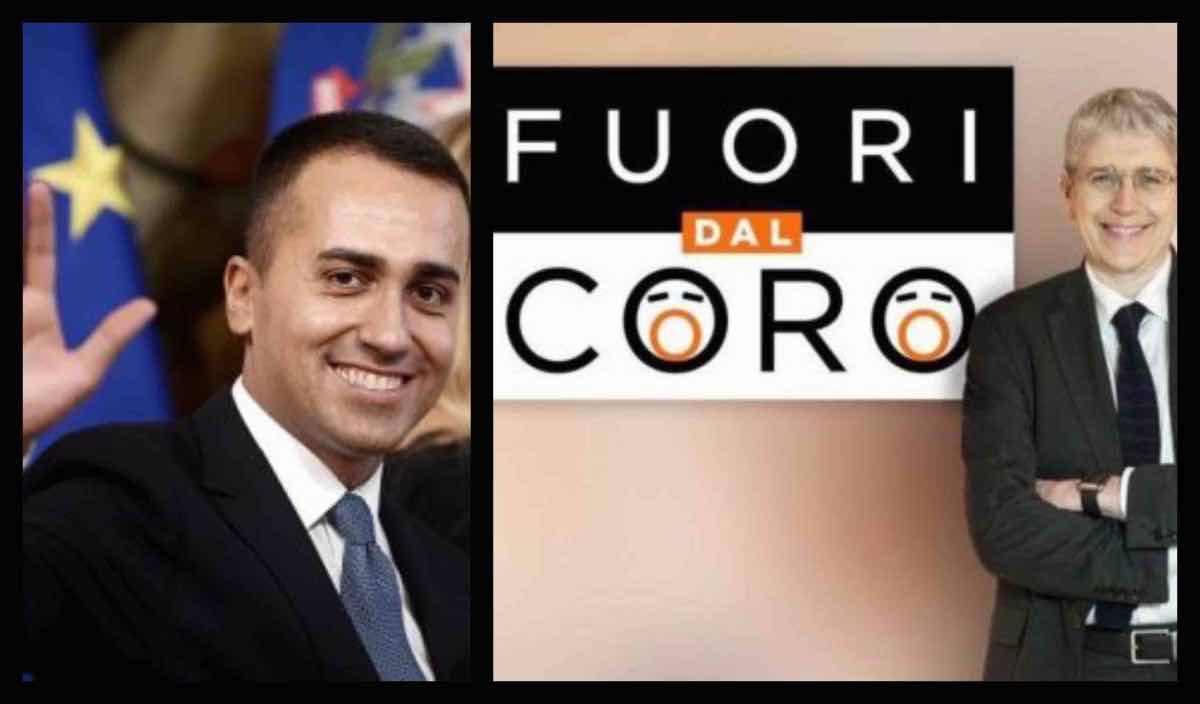 Luigi Di Maio a Fuori dal coro   Stasera su Rete 4: tv e streaming