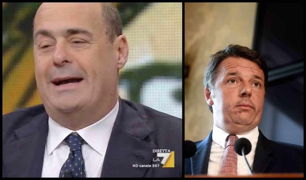"""Dimartedì - PD: Zingaretti contro Renzi: """"Operazione di basso livello..."""""""