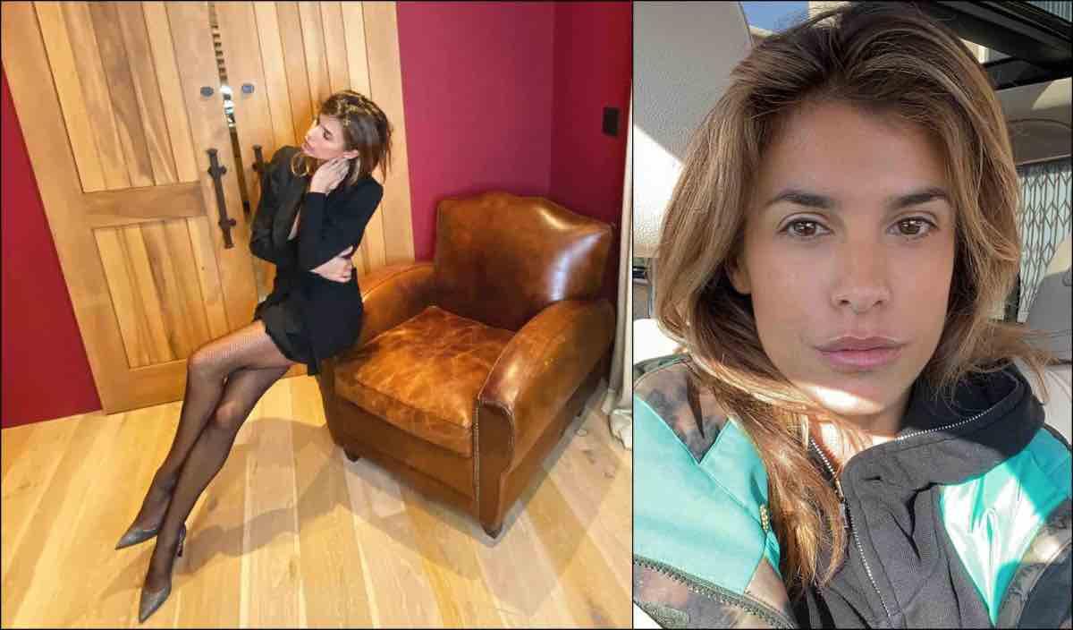 Instagram, Elisabetta Canalis bollente sui social: le reazioni dei fan