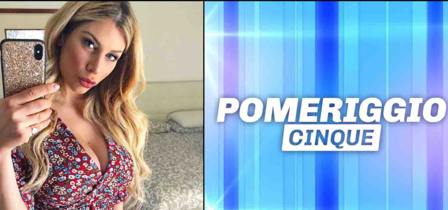 Pomeriggio 5, Moreno risponde alle accuse di Paola Caruso